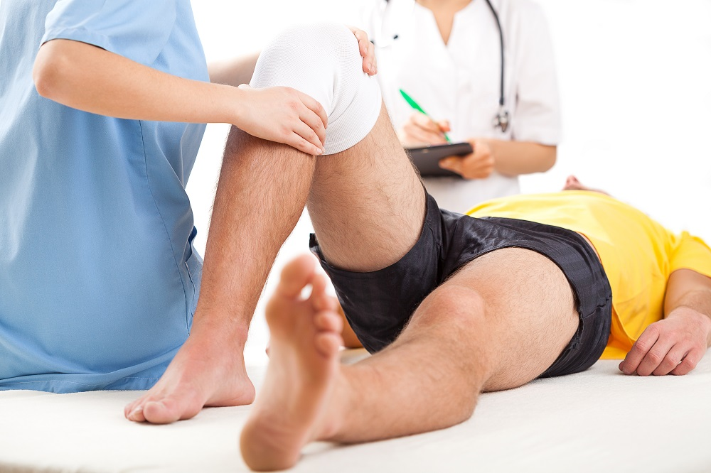Sports Injury in Concord, CA